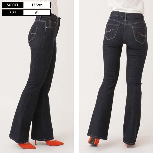 Mrs.Jeana ミセスジーナ ブーツカット パンツ 2WAYストレッチベーシックブーツカット カラーパンツ チノパンツ MJ-4473|jeans-yamato|06
