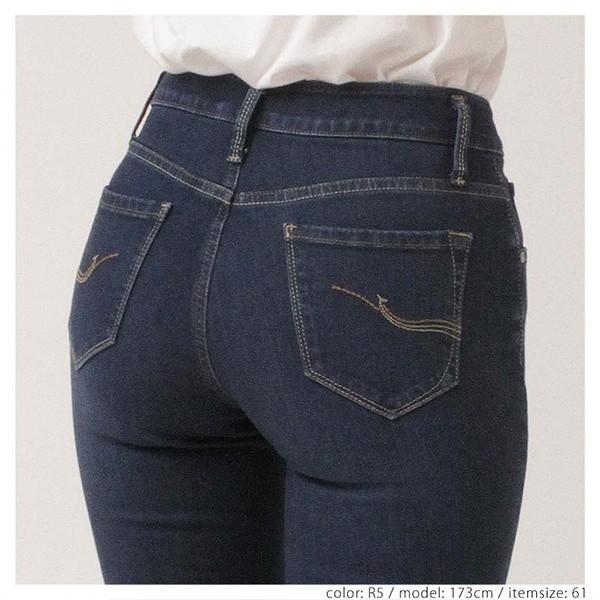 Mrs.Jeana ミセスジーナ ブーツカット パンツ 2WAYストレッチベーシックブーツカット カラーパンツ チノパンツ MJ-4473|jeans-yamato|08