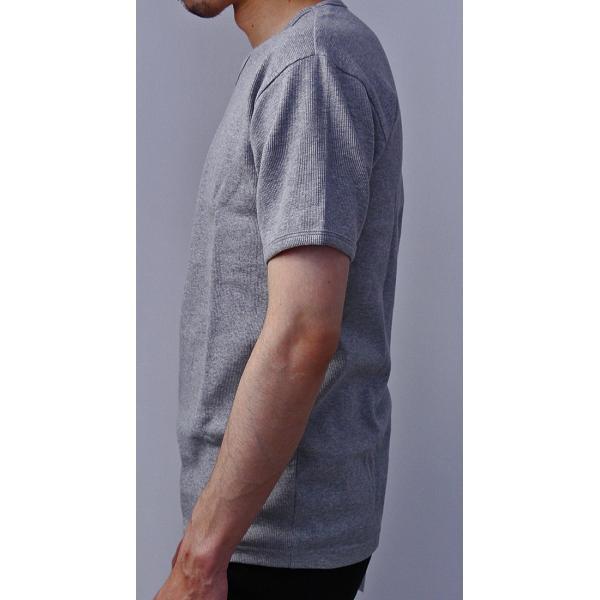 送料無料 ポイント10倍 AVIREX Tシャツ アビレックス Tシャツ Vネック 半袖 定番 無地 デイリー インナー メンズ DAILY WEAR デイリーウェア 6143149|jeans-yamato|05
