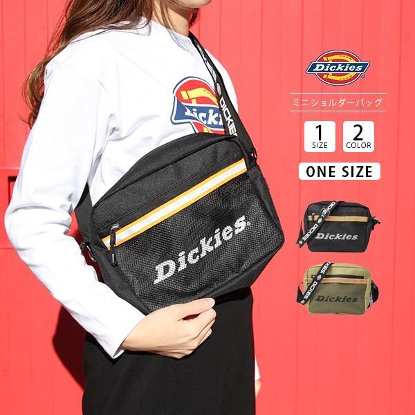 ディッキーズ ショルダーバッグ Dickies ショルダーバッグ ミニ ボディバッグ リフレクターテープ付き 通勤 通学 14024000 jeans-yamato