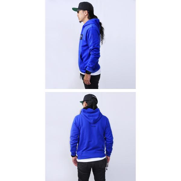 blue.black パーカー ブルーブラック パーカー BOX LOGO PULLOVER PARKA メンズ プリント バス釣り フィッシング アウトドア BBP-001|jeans-yamato|03
