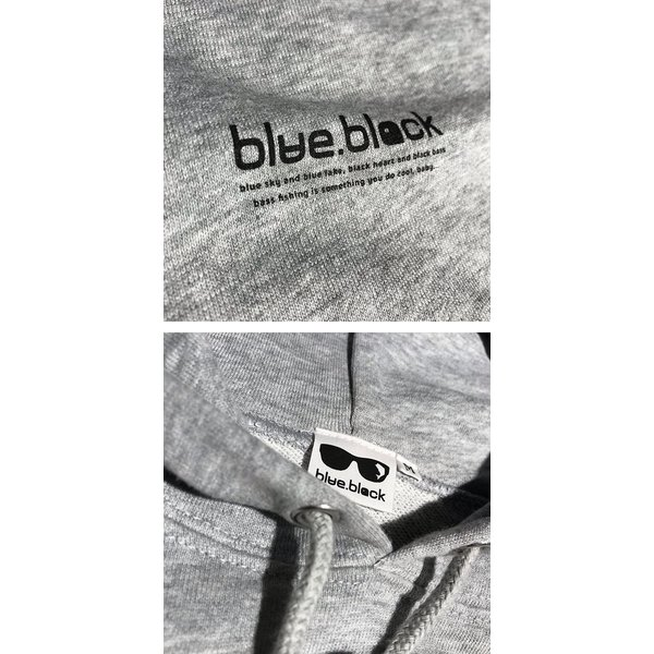 blue.black パーカー ブルーブラック パーカー BOX LOGO PULLOVER PARKA メンズ プリント バス釣り フィッシング アウトドア BBP-001|jeans-yamato|04