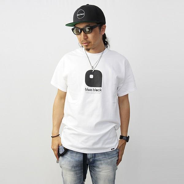 blue.black Tシャツ ブルーブラック Tシャツ LOGO PRINT S/S T-SHIRT メンズ 半袖 プリント バス釣り フィッシング BBL-004 jeans-yamato 02