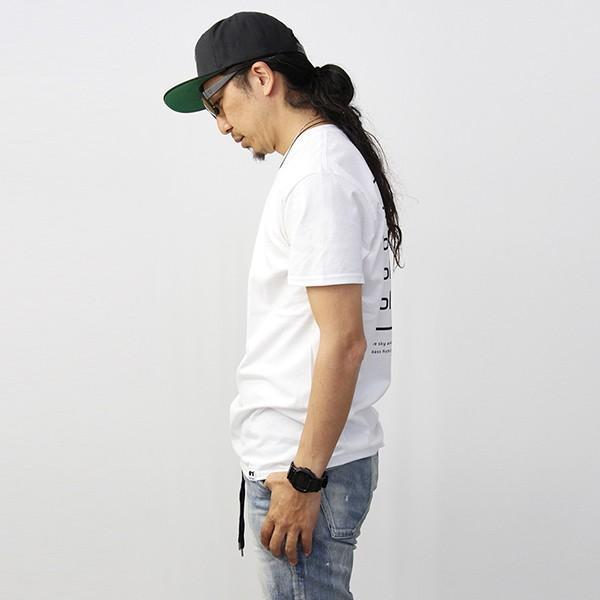 blue.black Tシャツ ブルーブラック Tシャツ LOGO PRINT S/S T-SHIRT メンズ 半袖 プリント バス釣り フィッシング BBL-004 jeans-yamato 03