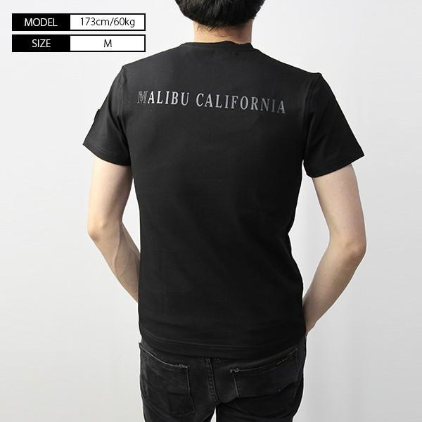 VIOLA RUMORE Tシャツ ヴィオラルモア Tシャツ Vネック マリブ イタリア イタリアン ビター系 BITTER 半袖 メンズ トップス 91331|jeans-yamato|04