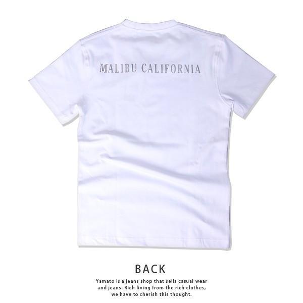 VIOLA RUMORE Tシャツ ヴィオラルモア Tシャツ Vネック マリブ イタリア イタリアン ビター系 BITTER 半袖 メンズ トップス 91331|jeans-yamato|07