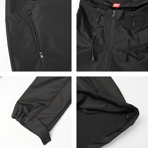 バスマニア マウンテンパーカー bassmania マウンテンジャケット ブラックバス バス釣り アウトドア バスフィッシング BJM05|jeans-yamato|08