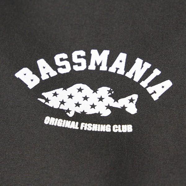 バスマニア マウンテンパーカー bassmania マウンテンジャケット ブラックバス バス釣り アウトドア バスフィッシング BJM05|jeans-yamato|09