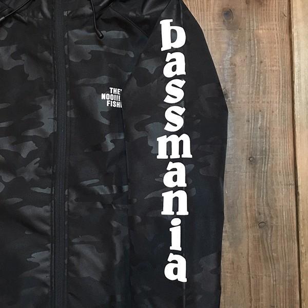 バスマニア マウンテンパーカー bassmania マウンテンジャケット カモフラ 迷彩 ブラックバス バス釣り アウトドア バスフィッシング BMJ06 jeans-yamato 07