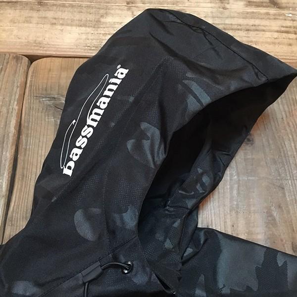 バスマニア マウンテンパーカー bassmania マウンテンジャケット カモフラ 迷彩 ブラックバス バス釣り アウトドア バスフィッシング BMJ06 jeans-yamato 08