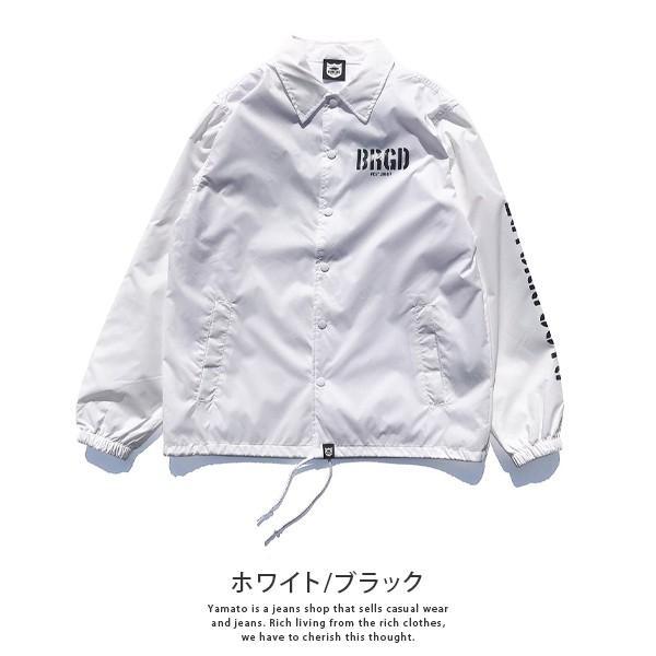 BASS BRIGADE コーチジャケット アウター メンズ バスブリゲード ブラックバス バス釣り フィッシング SSCJ01|jeans-yamato|06