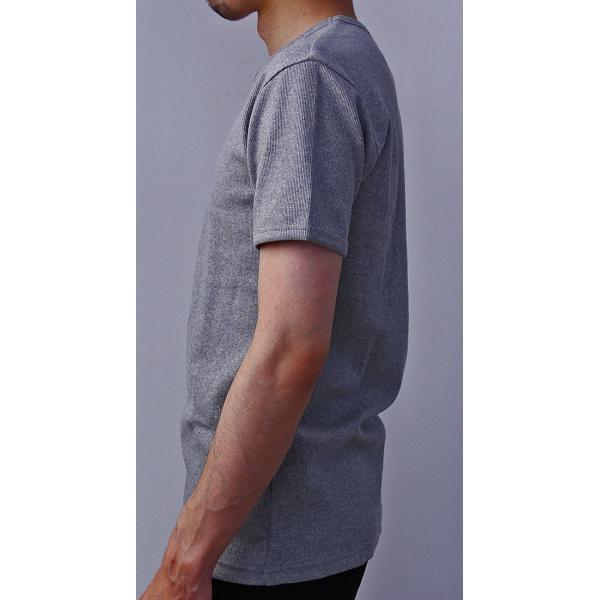 送料無料 ポイント10倍 AVIREX Tシャツ アビレックス Tシャツ Vネック Tシャツ 半袖 無地 デイリー インナー メンズ DAILY WEAR デイリーウェア 6143501 jeans-yamato 07