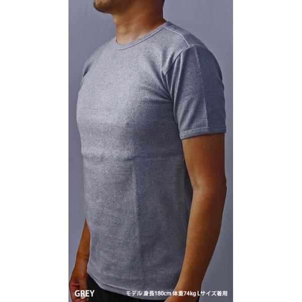 送料無料 ポイント10倍 AVIREX Tシャツ アヴィレックス Tシャツ Uネック Tシャツ 半袖 無地 クルーネック メンズ DAILY WEAR デイリーウェア 6143502|jeans-yamato|04