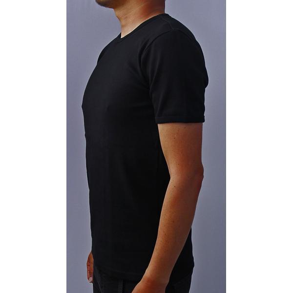 送料無料 ポイント10倍 AVIREX Tシャツ アヴィレックス Tシャツ Uネック Tシャツ 半袖 無地 クルーネック メンズ DAILY WEAR デイリーウェア 6143502|jeans-yamato|06