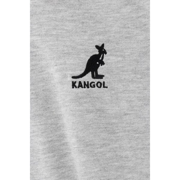 カンゴール スウェット (KANGOL) 裏毛袖プリントプルパーカー|jeansmate|08