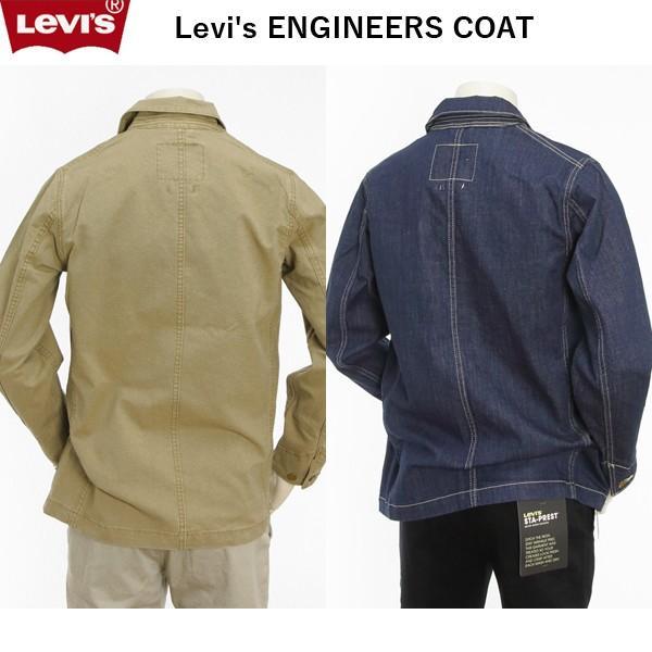 リーバイス・LEVI'S・エンジニア コート/29655-00 Engineers Coat|jeansneshi|02