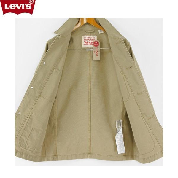 リーバイス・LEVI'S・エンジニア コート/29655-00 Engineers Coat|jeansneshi|11