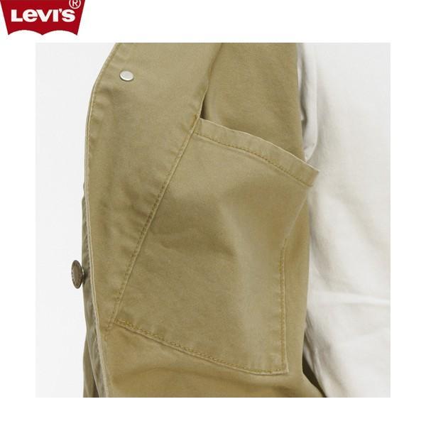 リーバイス・LEVI'S・エンジニア コート/29655-00 Engineers Coat|jeansneshi|12