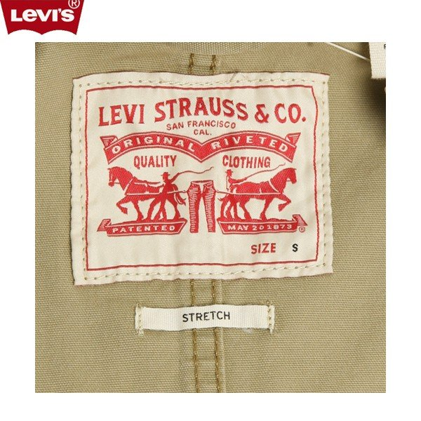 リーバイス・LEVI'S・エンジニア コート/29655-00 Engineers Coat|jeansneshi|14