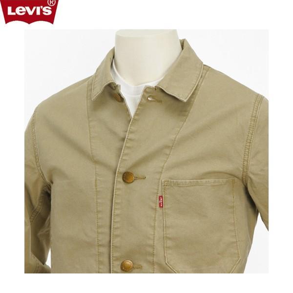 リーバイス・LEVI'S・エンジニア コート/29655-00 Engineers Coat|jeansneshi|17