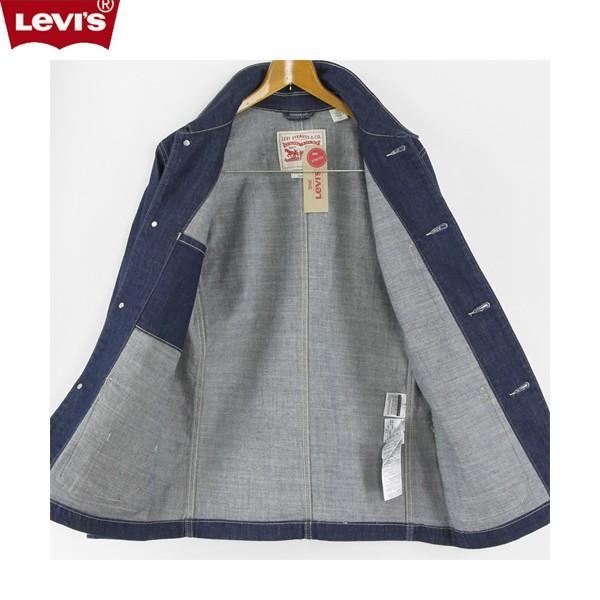 リーバイス・LEVI'S・エンジニア コート/29655-00 Engineers Coat|jeansneshi|05