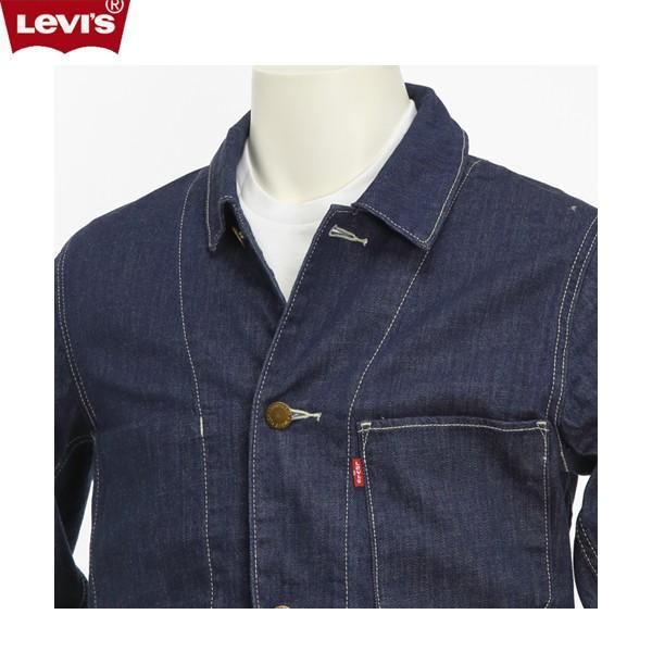 リーバイス・LEVI'S・エンジニア コート/29655-00 Engineers Coat|jeansneshi|07