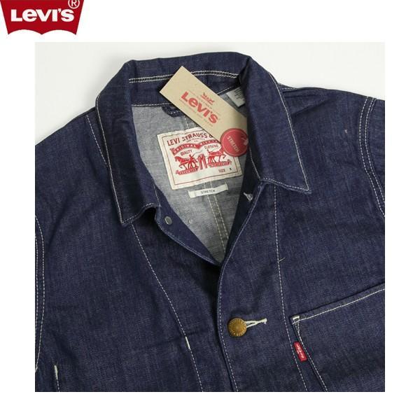リーバイス・LEVI'S・エンジニア コート/29655-00 Engineers Coat|jeansneshi|08