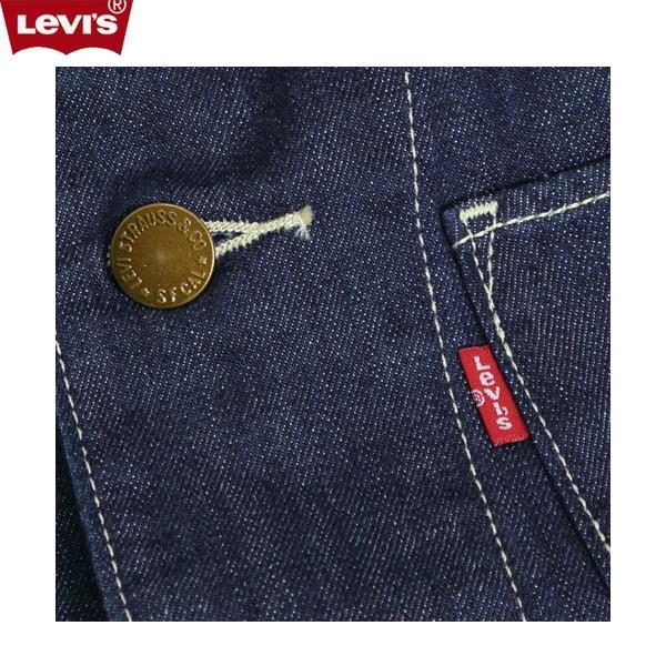 リーバイス・LEVI'S・エンジニア コート/29655-00 Engineers Coat|jeansneshi|09