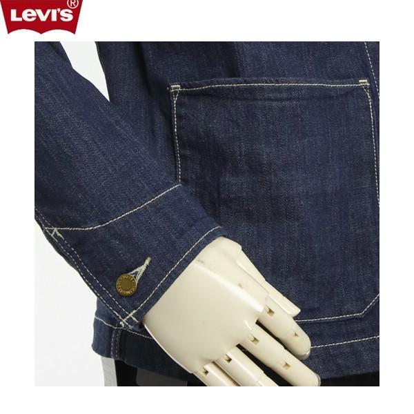 リーバイス・LEVI'S・エンジニア コート/29655-00 Engineers Coat|jeansneshi|10