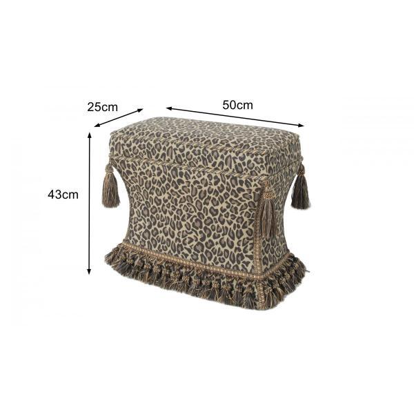 ジェニファーテイラー 薄型 スツール 椅子 イス 玄関 廊下 布 布張り 高級 おしゃれ かわいい Espresso Jennifer Taylor 33030ST-655|jennifertaylor|02