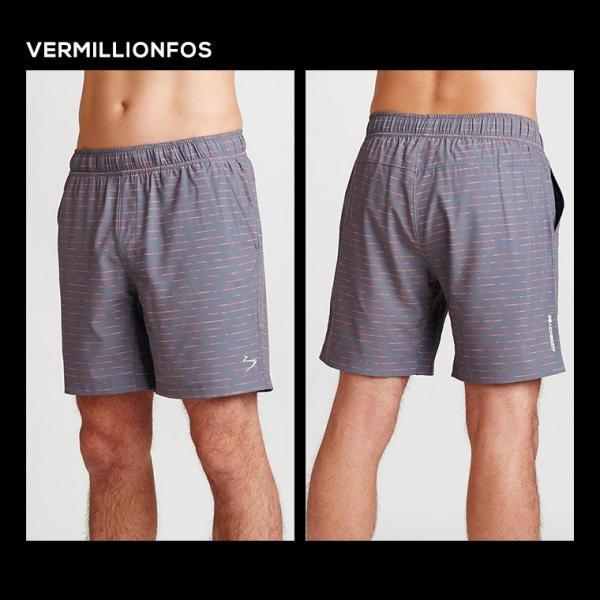 ビーチボディ ショートパンツ 速乾性 ショーツ メンズ スポーツ トレーニングパンツ トレーニング 半ズボン 短パン 半パン カジュアル フィットネス|jerico|09