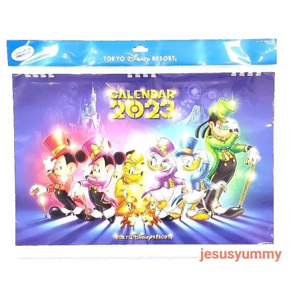 ミッキーと仲間たち 2022年 カレンダー 2022 壁掛け シールつき 東京ディズニーリゾート ミッキー&フレンズ お土産 【DISNEY】
