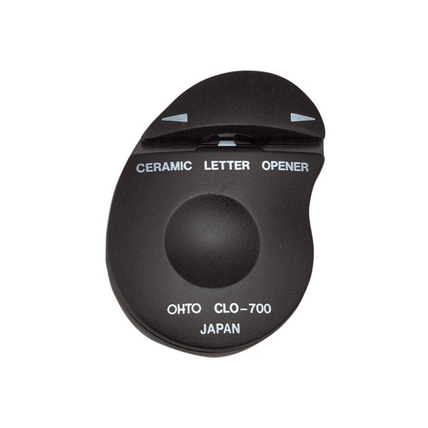 オート/セラミックレターオープナーL&R/CLO-700