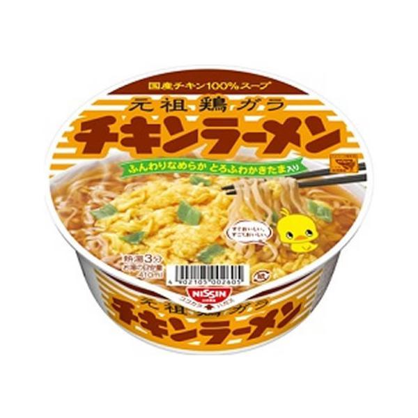 日清食品/チキンラーメンどんぶり 85g|jetprice