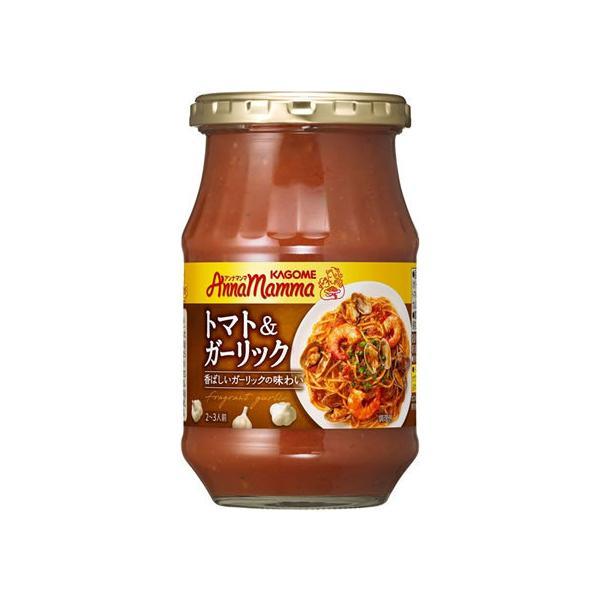 カゴメ/アンナマンマ トマト&ガーリック 330g