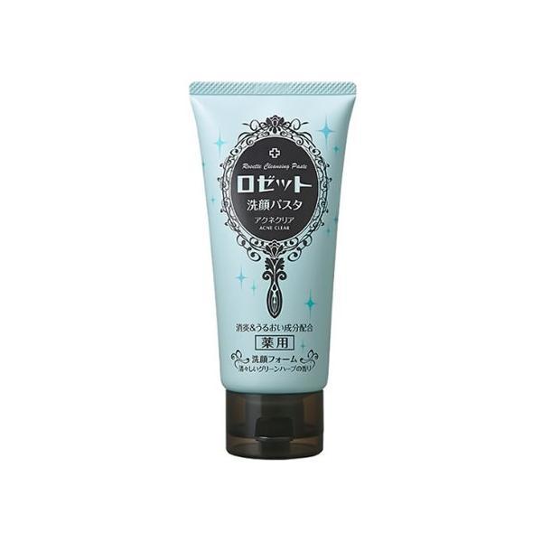 ロゼット洗顔パスタ アクネクリア | ドラッグストア …