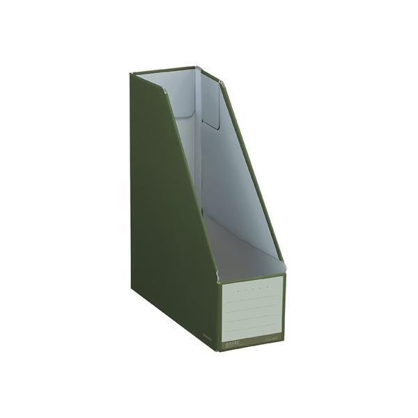 コクヨ/ファイルボックス〈NEOS〉スタンドタイプ A4タテ オリーブグリーン