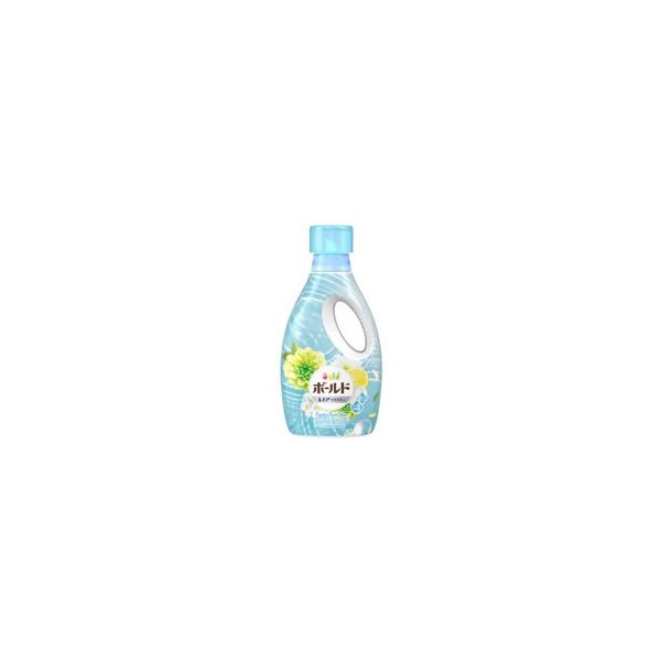 P&G/ボールド 洗濯洗剤 液体 フレッシュピュアクリーン 本体 850g