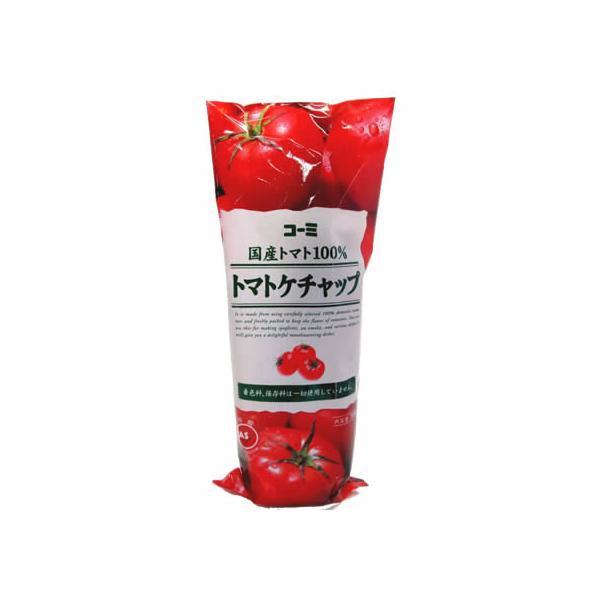 コーミ/国産トマト(100%使用)トマトケチャップ300g