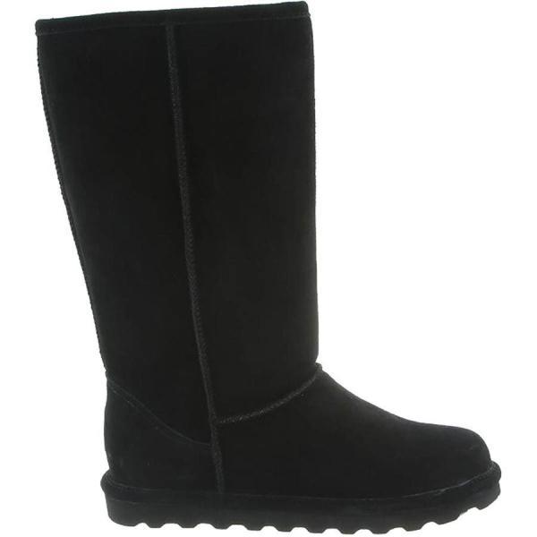 (取寄)ベアパウ レディース エル トール ブーツ Bearpaw Women Elle Tall Boot Black