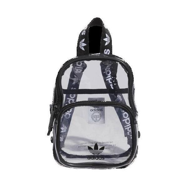 5e851a9d3da2 (取寄)アディダス オリジナルス クリア ミニ バックパック adidas Originals Clear Mini Backpack