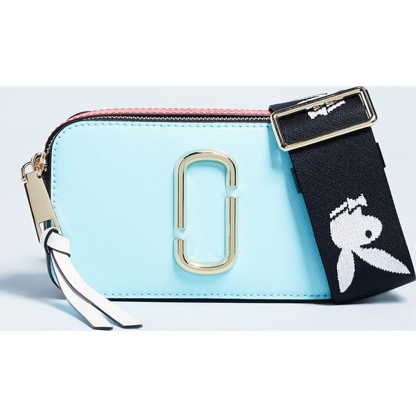 (取寄)Marc Jacobs Snapshot Camera Bag マークジェイコブス スナップショット カメラ バッグ BabyBlue