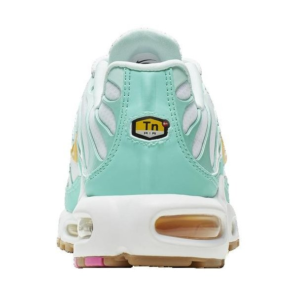 (取寄)ナイキ レディース エア マックス プラス Nike Men's Air Max Plus Teal Tint University Gold Tropical Twist