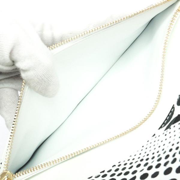 ルイヴィトン ポルトフォイユ・アンソリット ヤヨイ・クサマ(草間彌生) モノグラム・ウェーブ M60452  長財布|jewel-shot|05
