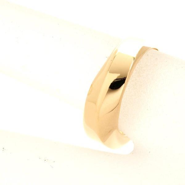【新品仕上げ済み】ティファニー デザインリング 18金イエローゴールド【リング】【中古】