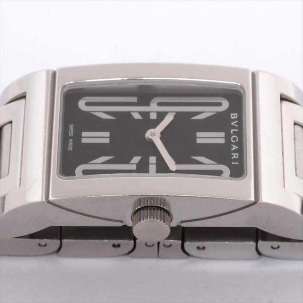 BVLGARI ブルガリ レッタンゴロ RT39S【中古】レディース 腕時計