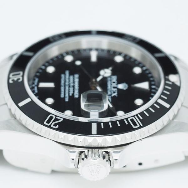 ロレックス サブマリーナ Ref. 16610 メンズ ROLEX SUBMARINER【中古】【腕時計】 jewel-shot 03