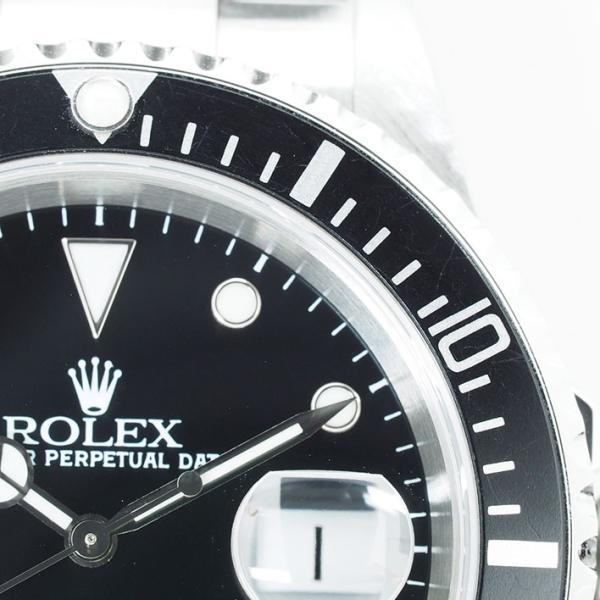 ロレックス サブマリーナ Ref. 16610 メンズ ROLEX SUBMARINER【中古】【腕時計】 jewel-shot 07