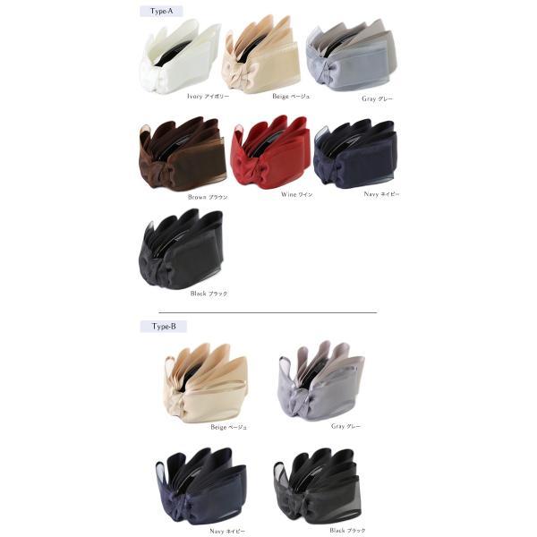 バナナクリップ ヘアアクセ 大きめ  ヘアアクセサリー リボンモチーフ 3連 リボン ヘアクリップ 女性  ゆうパケット送料無料 まとめ髪 袴 髪飾り|jewel-vox|03