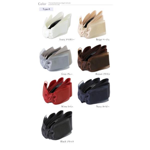 バナナクリップ ヘアアクセ 大きめ  ヘアアクセサリー リボンモチーフ 3連 リボン ヘアクリップ 女性  ゆうパケット送料無料 まとめ髪 袴 髪飾り|jewel-vox|06